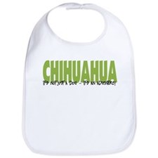 Chihuahua IT'S AN ADVENTURE Bib
