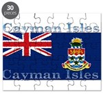 Cayman Islands Puzzle