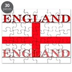 England English St George Fla Puzzle