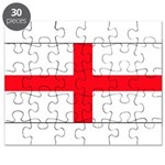England English Flag Puzzle