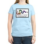Rainbow JOIN, or DIE. Women's Light T-Shirt