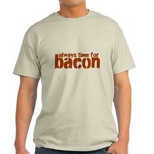 Time for Bacon T-Shirt