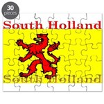 South Holland Flag Puzzle