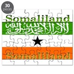 Somaliland Somali Flag Puzzle