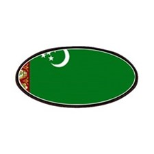 Turkmenistan Patches