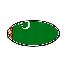 Turkmenistan Patches