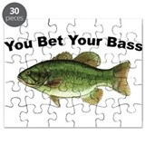 You Bet Your Bass Puzzle