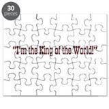 King of the World Titanic Puzzle