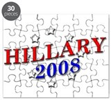 Vote Hillary Clinton 2008 Puzzle