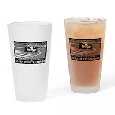 Cute Formula one Drinking Glass