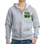 Gunfighters Women's Zip Hoodie
