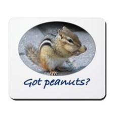 Got Peanuts? Mousepad