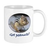 Got Peanuts? Mug