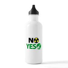 No Nukes, Yes Ukes Water Bottle