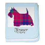 Terrier - Fraser of Reelig baby blanket