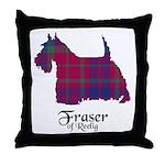 Terrier - Fraser of Reelig Throw Pillow