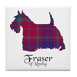 Terrier - Fraser of Reelig Tile Coaster