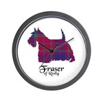 Terrier - Fraser of Reelig Wall Clock