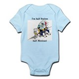Mexican Seabee Onesie
