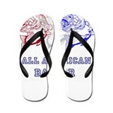 Bass Fishing Flip Flops
