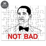 Obama Not Bad Puzzle