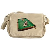 Pool Shark Messenger Bag