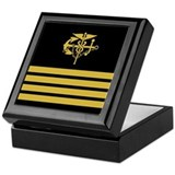USPHS Captain<br> Insignia Box