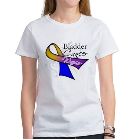 Warrior Bladder Cancer Women's T-Shirt