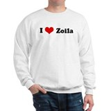 I Love Zoila Sweatshirt