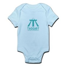 Taggart Transcontinental Blue Infant Bodysuit