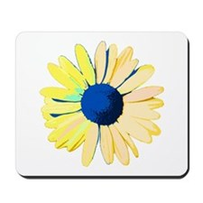 Yellow Daisy Mousepad