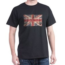 UK Flag Distressed T-Shirt