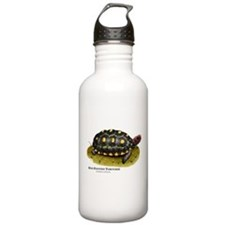 Red-Footed Tortoise Water Bottle