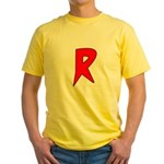 Super Ray Yellow T-Shirt