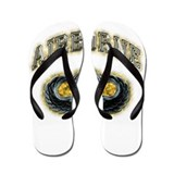 US Army Airborne Wings Flip Flops