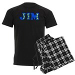 Jim Men's Dark Pajamas