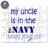 Cute Military uncle Puzzle