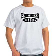 Engineer Girl T-Shirt