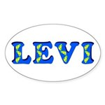 Levi Sticker (Oval)
