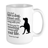 For the love of dogs Ceramic Mugs