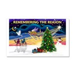 Remember (CSunrise) Car Magnet 20 x 12