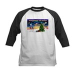Remember (CSunrise) Kids Baseball Jersey