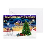Remember (CSunrise) Greeting Cards (Pk of 20)