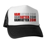 HAMFATTER.COM X3 Trucker Hat