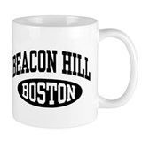 Beacon Hill Boston Mug