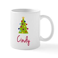 Christmas Tree Cindy Mug