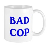 bad cop Mug