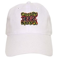 Occupy Deez Nutz -- T-Shirt Baseball Cap