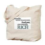 Jane Austen Sensible Tote Bag