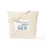 Jane Austen Sensible Tote Bag